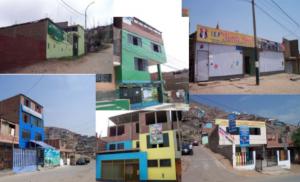 Escuelas privadas de bajo costo en Lima, Perú. Foto: María Balarin