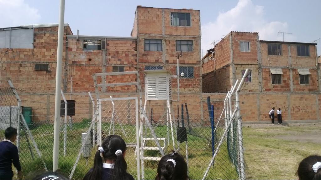 Las vistas desde el Colegio Hernando Duran Dusan. Foto: Andreu Termes