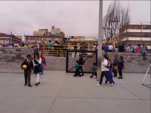 Alianza Educativa Colegio Santiago de las Atalayas. Foto: Lizeth López