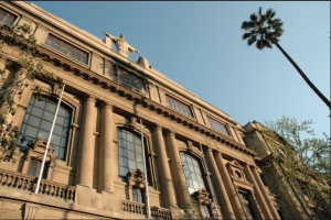 Pontificia Universidad Católica de Chile. Foto: PUC-Chile