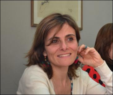 Eva da Porta. Foto: Archivo personal