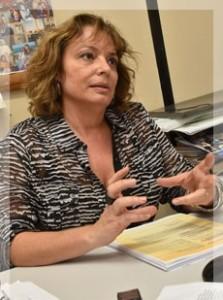 Theresa Adrião. Foto: Jornal da UNICAMP
