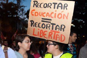 Foto: Arriba las que luchan