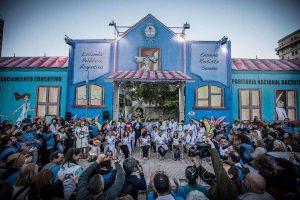 Facebook: Escuela Pública Itinerante